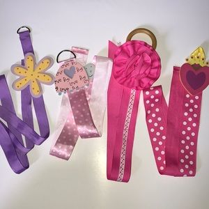 Hair Accessories Ribbon 🎀 Holders